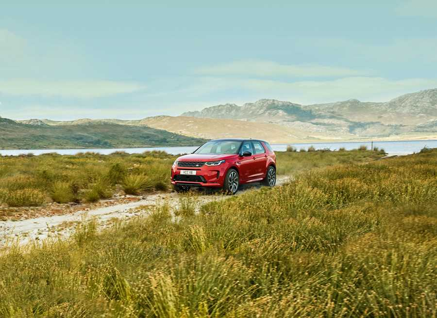 With our enhanced deposit contributions across the Land Rover range from the 26th of February to the 8th of March