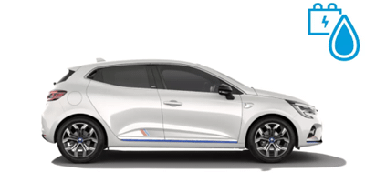 All-New CLIO E-Tech Hybrid PCH Offer