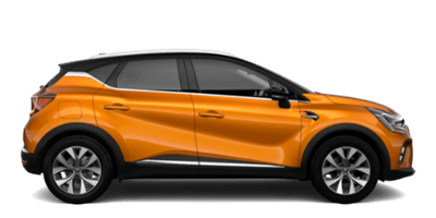 All-New CAPTUR PCH Offer