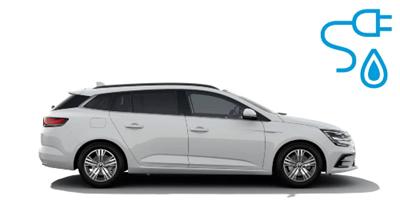 New MEGANE Sport Tourer Plug-in Hybrid PCH Offer