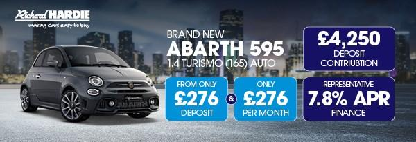 Abarth 595 1.4 Turismo Automatic