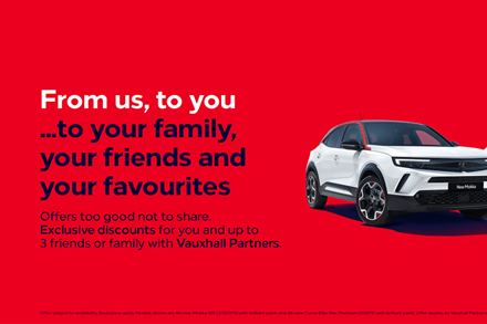 WELCOME TO VAUXHALL PARTNERS