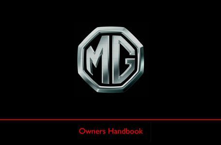 Owners Handbook