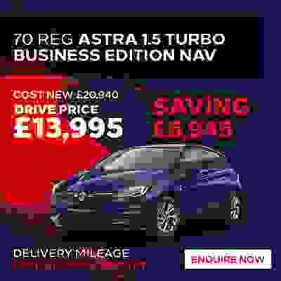 70 REG Astra Offer