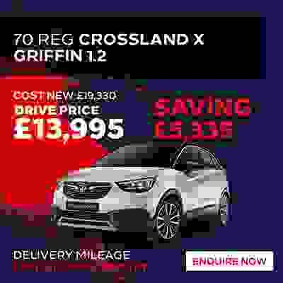 70 REG Corssland X Offer