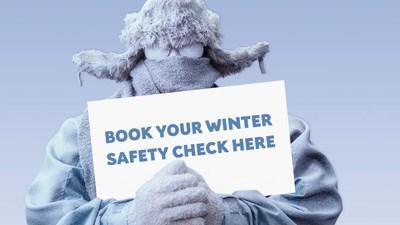 Citroen Winter Safety Check
