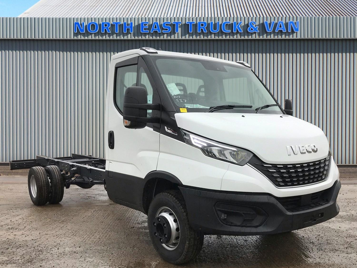 IVECO Daily 7t Chassis in stock
