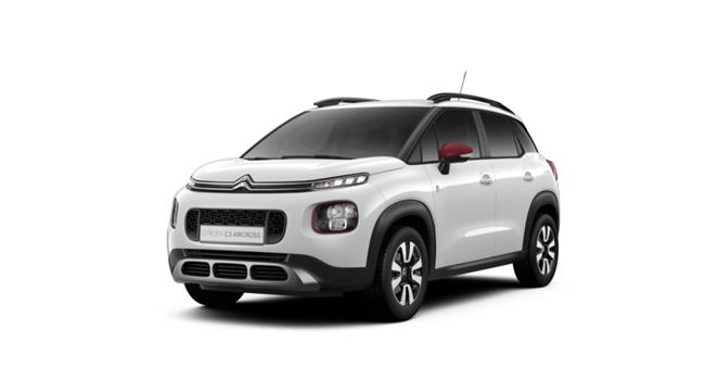 Citroën C3 Aircoss SUV at Autobase