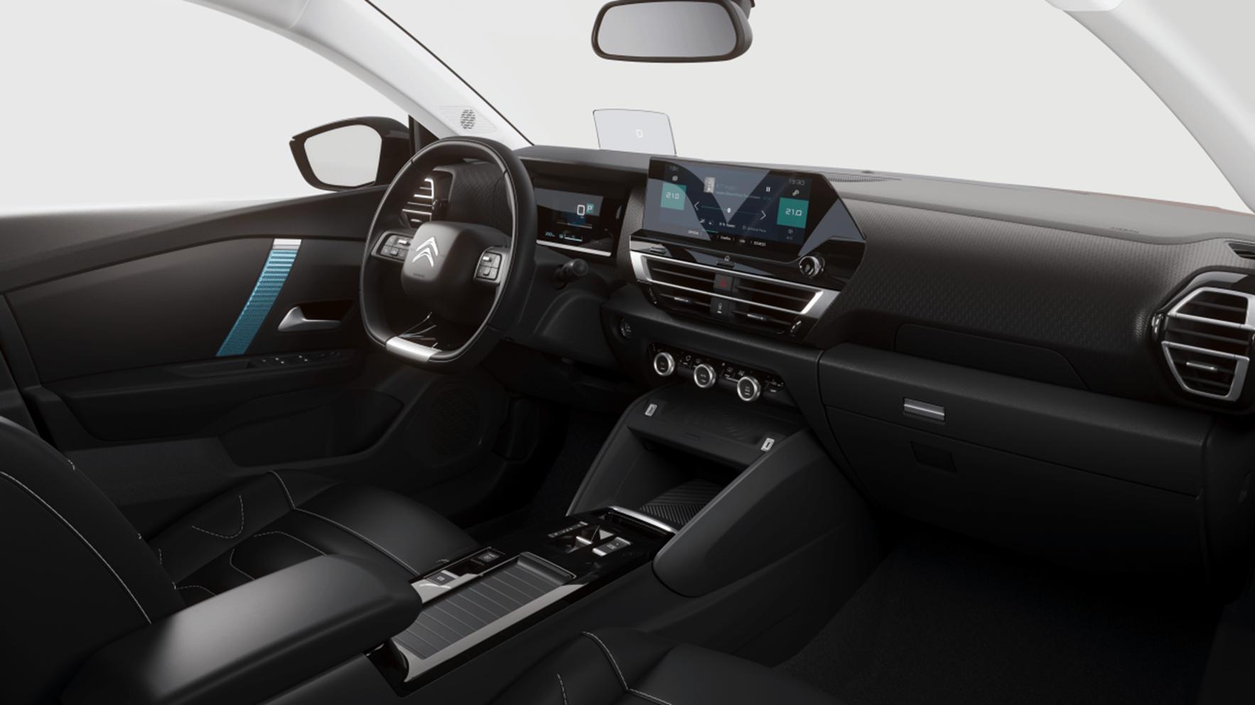 New Citroën C4 and ë-C4