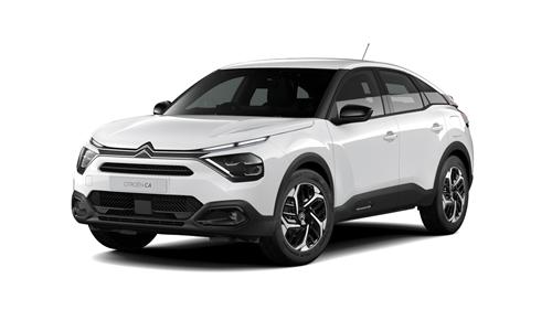 New Citroën ë-C4