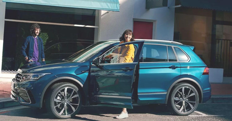 New Volkswagen Vehicles