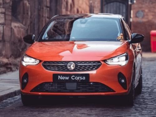 Vauxhall All-New Corsa