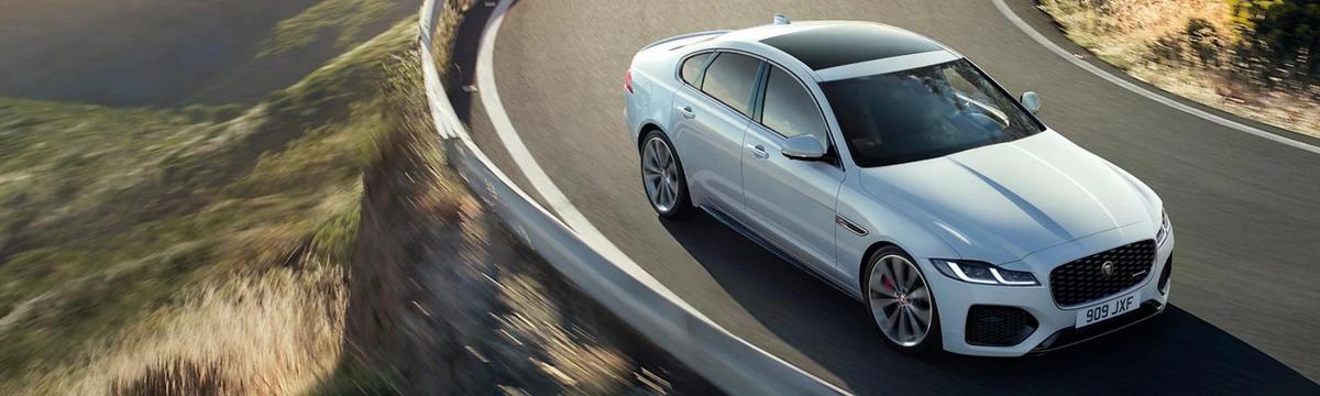 New Jaguar XF