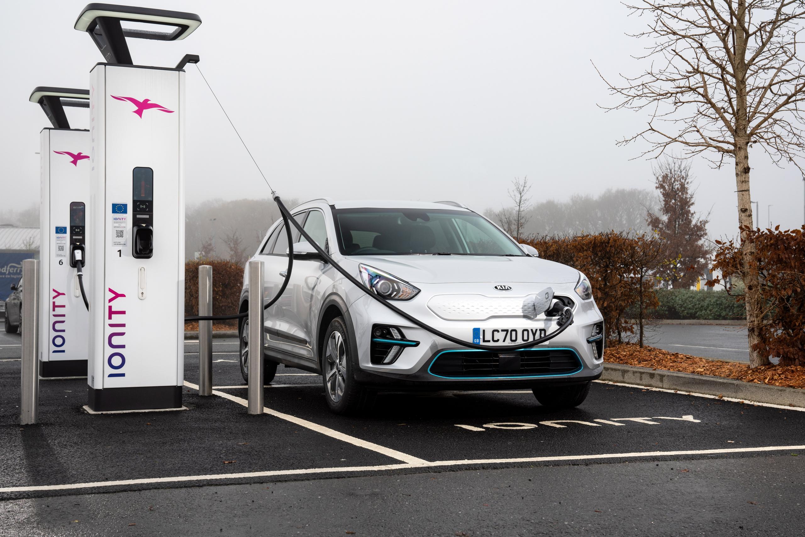 Kia launches KiaCharge - One account, 13,900 charging points