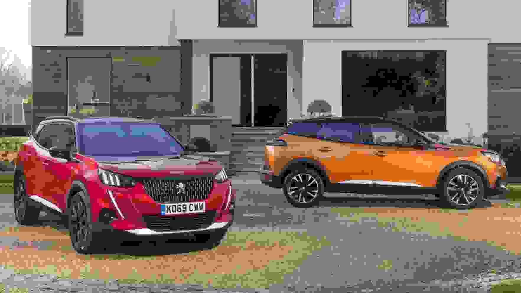 Peugeot All-New 2008