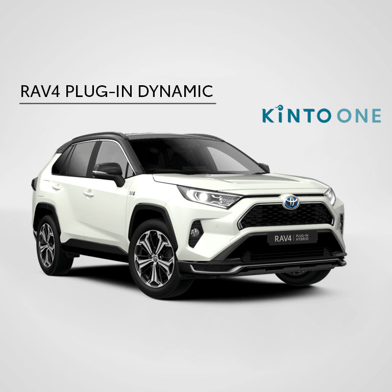 All New RAV4 Plug-In Dynamic
