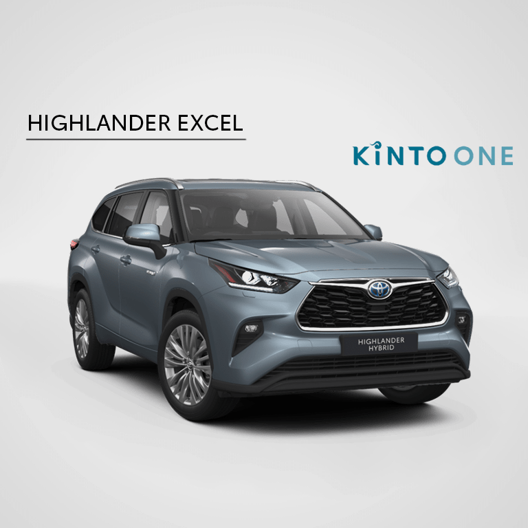 All New Highlander Excel