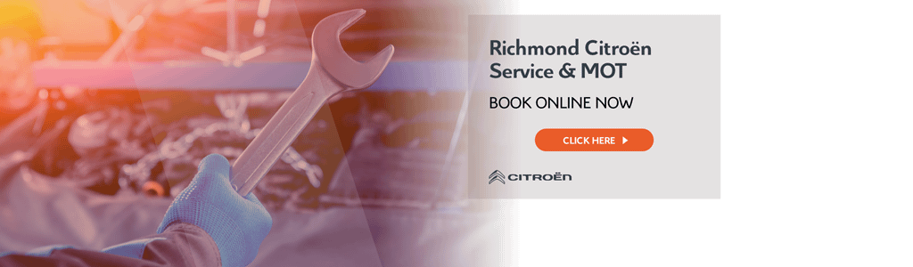 Online Booking Homepage Banner