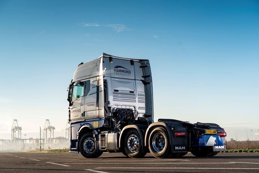 Hammond Transport TGX