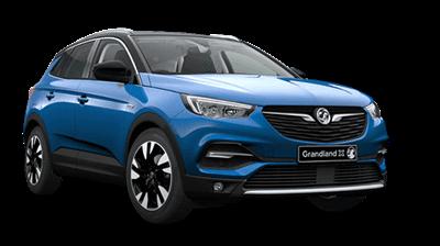 Vauxhall Grandland X Motability Offer