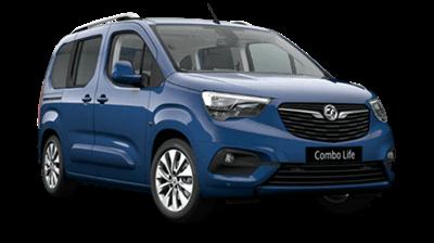 Vauxhall Combo Life Motability Offer