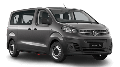 Vauxhall Vivaro Life-e Motability Offer