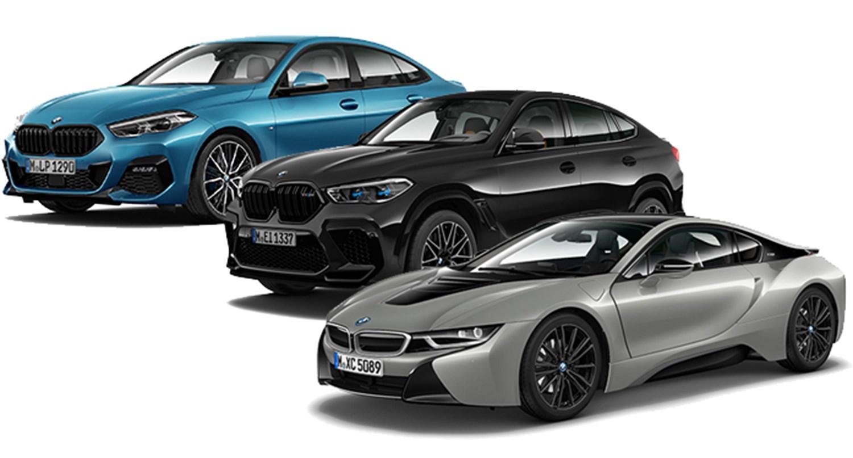 New BMW Cars