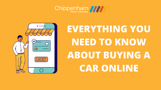 Everything you need to know about buying a car online