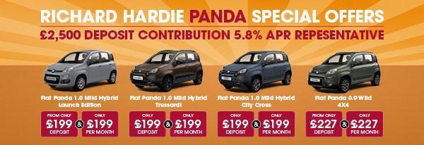 Fiat Panda Special Offers