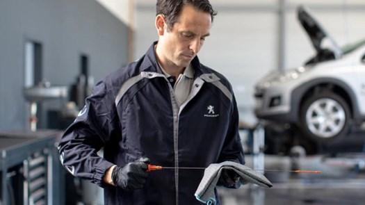 Truscotts Peugeot Servicing Benefits