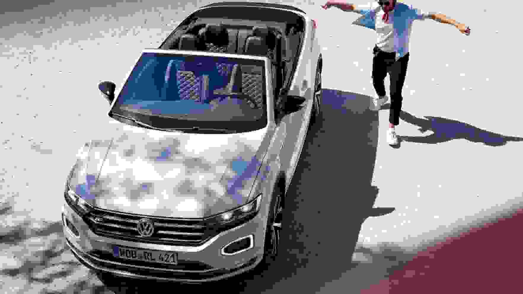 New Volkswagen T-Roc Cabriolet