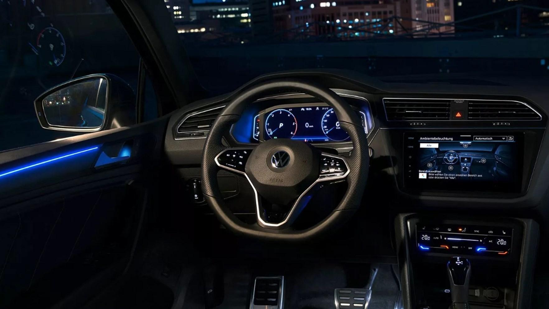 New Volkswagen Tiguan