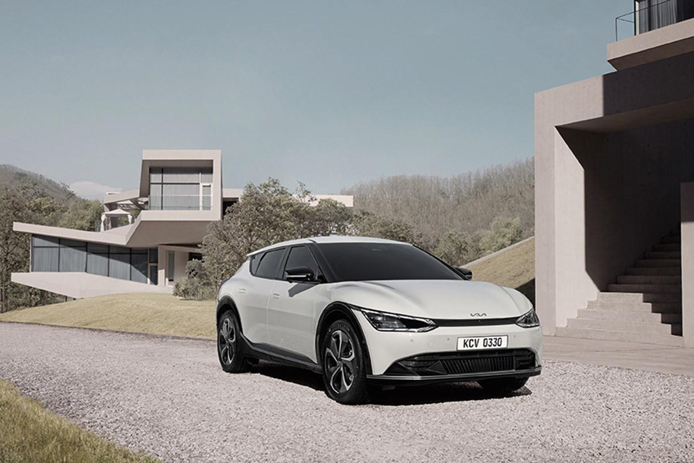 New Kia EV6 PR March 2021 pic
