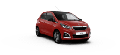 Peugeot 108 Active PCP Offer