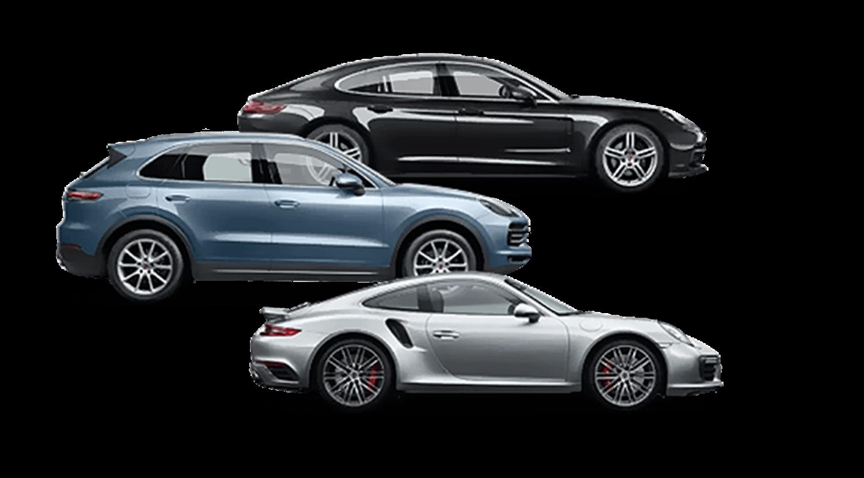 Porsche Range