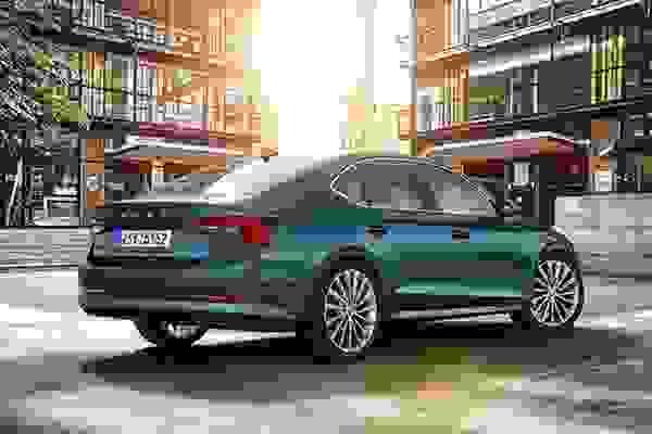 New ŠKODA Cars
