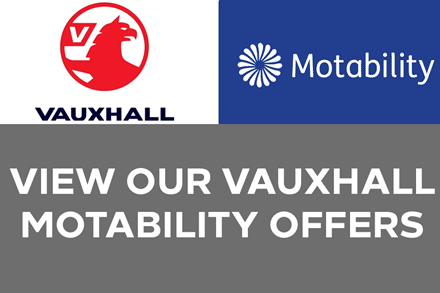 Vauxhall Motability Top Picks