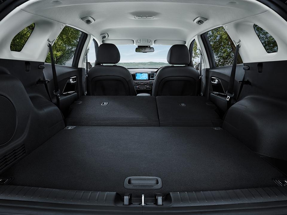 New E-Niro 100% Electric SUV