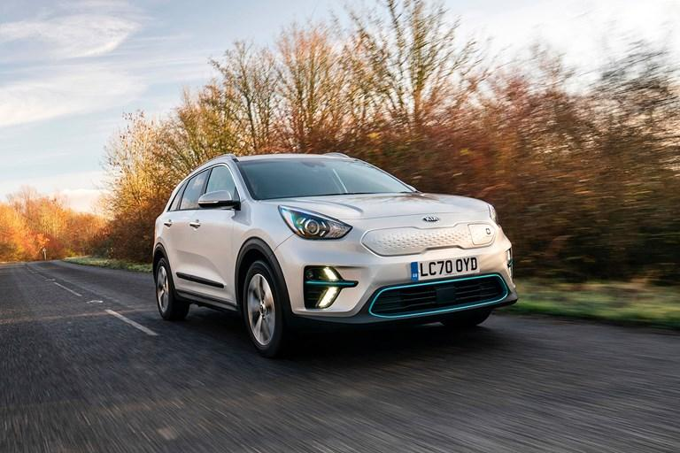 KIA INTRODUCES SUB-£35,000 e-NIRO '2' WITH LONG RANGE 64KWH BATTERY