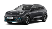 New E-Niro 100% Electric SUV