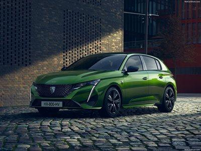 Introducing The All-New Peugeot 308