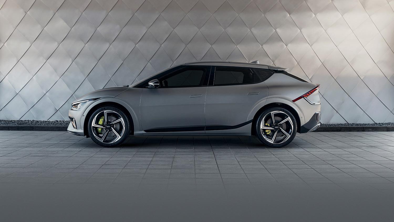 EV6, Kia's First Dedicated Electric Vehicle