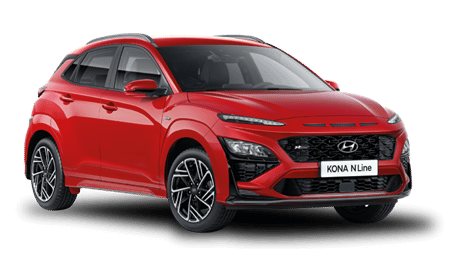 New Hyundai KONA MHEV N Line