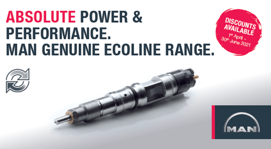 MAN Genuine Ecoline Range