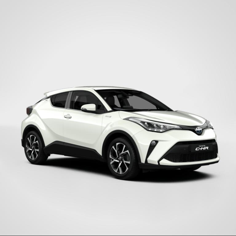 Toyota C-HR 1.8 Hybrid Design