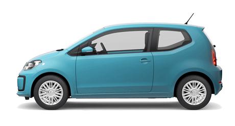 Volkswagen up! | Motability