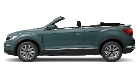 T-Roc Cabriolet R-Line 1.5 TSI 150PS manual | BCH