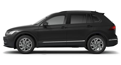 New Volkswagen Tiguan | Motability