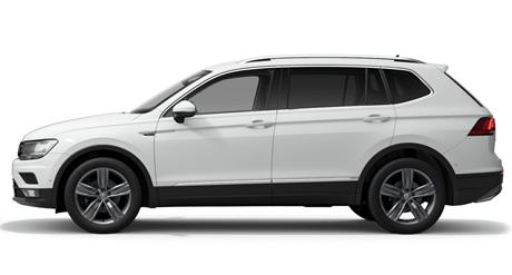 Volkswagen Tiguan Allspace | Motability