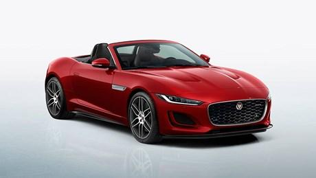 F-TYPE Convertible 2.0 R-Dynamic | PCP